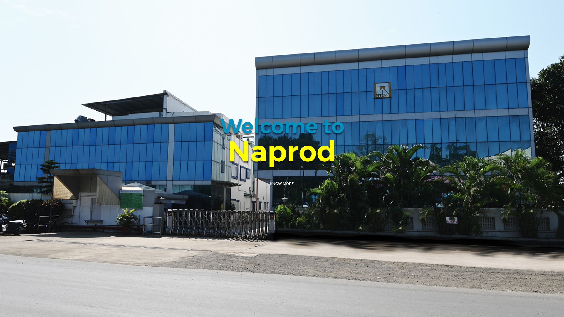 Welcome to Naprod